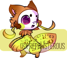 :Offer To adopt Pawseru Design(closed): by PrePAWSterous