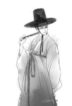 hanbok beauty by kasumivy
