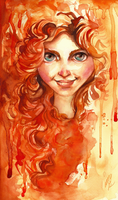 Merida-Brave by EmegE