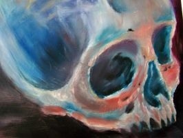 skull by seanspoison