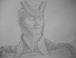 Prince of Asgard by ScintillatingWatch