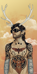 Cernunnos - Colored by edhall