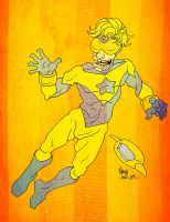 Booster Gold by JoJo-Seames