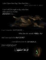 City of Wolves Pg 2 by KasaraWolf