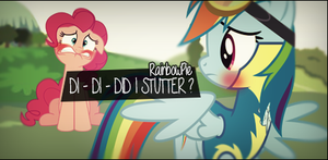 Di-di-did I stutter? by SweetLeafx