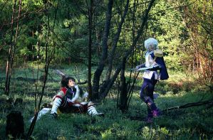 BASARA - Let's talk about... by alberti