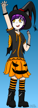 J.A.M.S. Halloween Contest 2014 Entry by tulf42