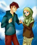 Let's go to Jannah together by Fishhanna