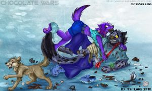 Chocolate Wars by Tai-L-RodRigueZ