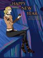 WOR: NEW YEARS EXCHANGE by H-san