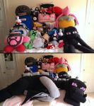 My Plushie Collection! (Updated yet again) by Belle43