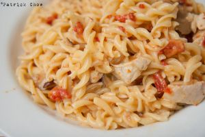 Chicken pasta by patchow