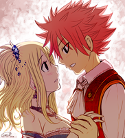 Betting on Love [NALU] by LeonS-7