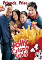 Friends, Fries by jollibee