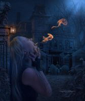 Welcome to horror Nights by KovLi