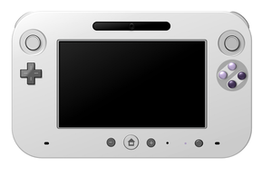SNES Edition Wii U Controller by gifteddeviant