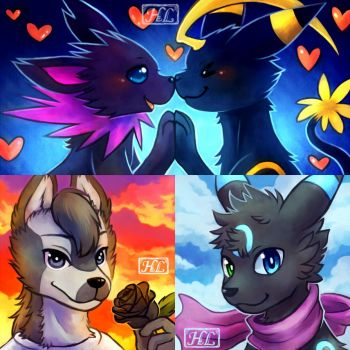 Icon batch 2 by Haychel