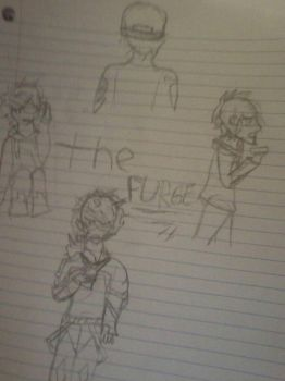 .:THe  PuRgE::... (WIP!)  by Sunsetdrawsthings