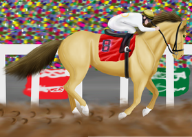 The First Race by patchesofheaven74