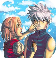 Kakashi Has A Tanline by Rikuu44