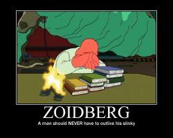 Zoidberg Motivational by SolidSnakeTSF