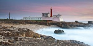 Cabo Raso Lighthouse by too-much4you