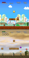 Super Mario Bros Revamp by Gregarlink10