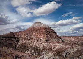 Painted Desert Mound by shawnstorm