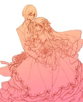Original:wedding by kindaseiha