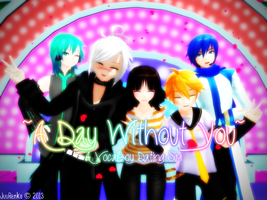 ~A Day Without You~ A VocaBoy Dating Sim DEMO DL by JuuRenka