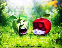 apple manipulation by ninportnaouac
