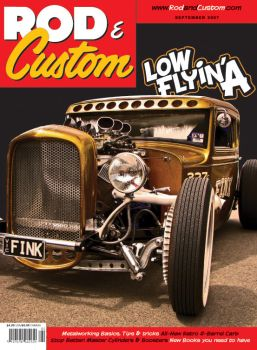 Rod and Custom Cover by Hemi-427