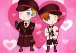 Chibi GerIta love by Cygnus-X-2