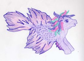 My Little Hippocampus by crazynina