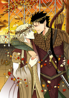kurofai!elves10112015 by Martelca