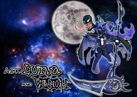 Luna And Venom: Knight-Mare by DankoDeadZone