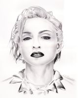 Madonna by tomsdad
