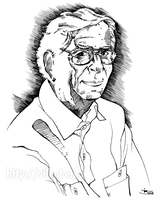 My Grandfather by Abt-Nihil