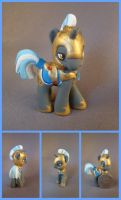 FiM Gray Royal Guard blind bag by hannaliten