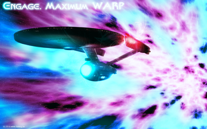 Maximum Warp by sergbel