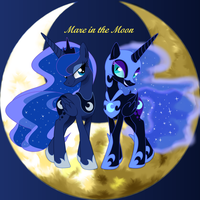 Mare in the Moon by 30clock