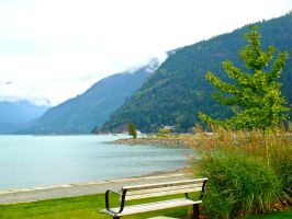 Harrison Hot Springs by xDNarnian