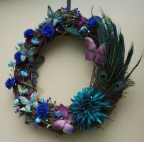 Bold Colors Wreath by IAmArkain
