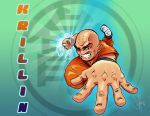 Krillin by scottssketches