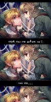 You are in my game now by kawacy
