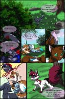 Fun Comic project Page 1 by Ninchiru