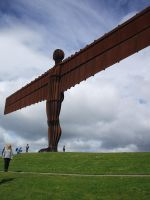 angel of the north by 8-days-till-sunday