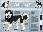 .: Wolfgang Official Sheet Ref 2015 :. by SillyTheWolf