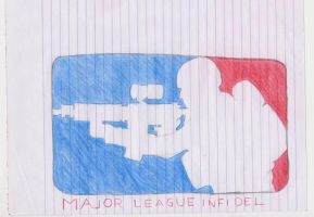 Major League Infidel logo XD by jmig3