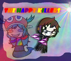 Roy's B-Day gift: Happy Killers by SuperMario1550